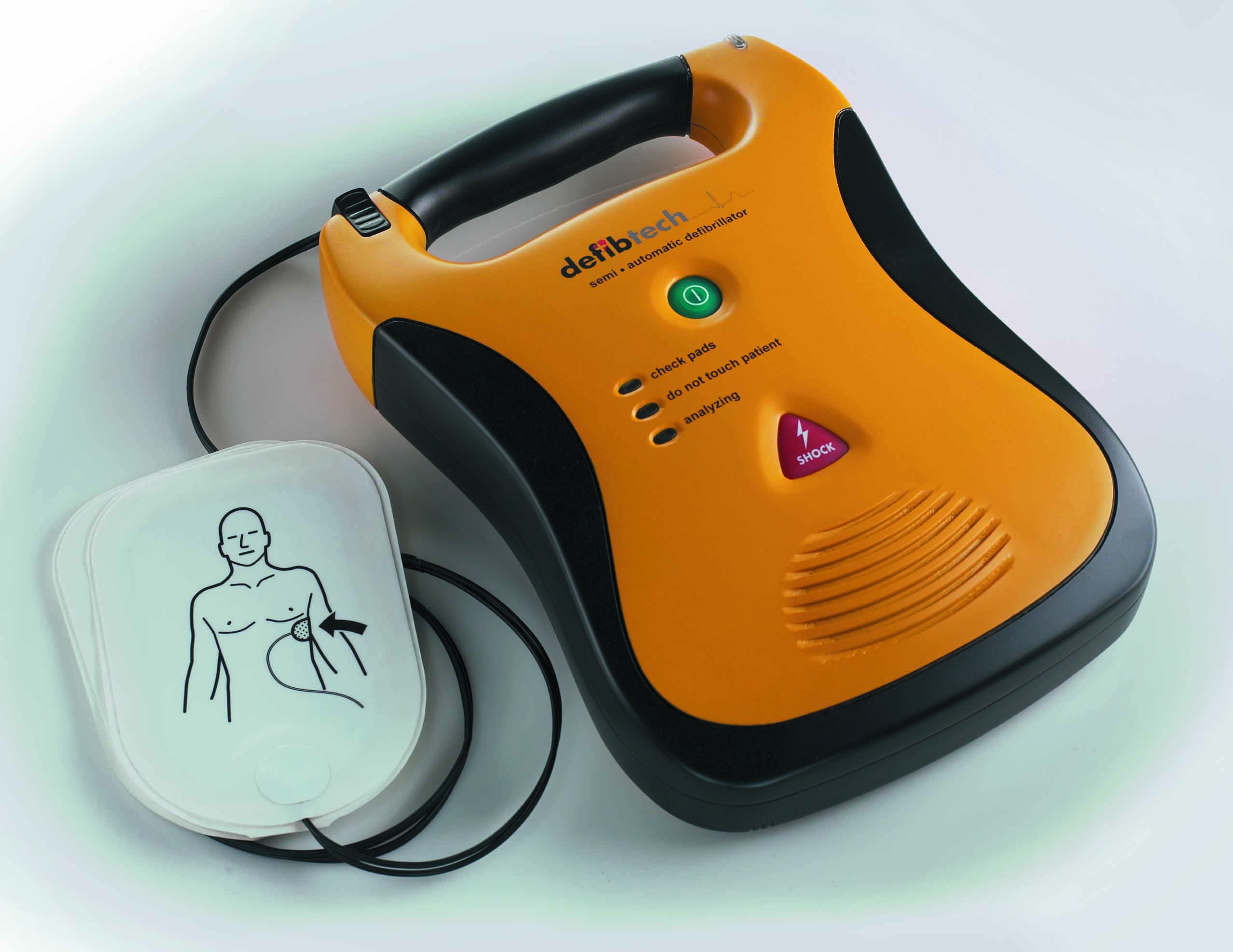 Defibtech AED