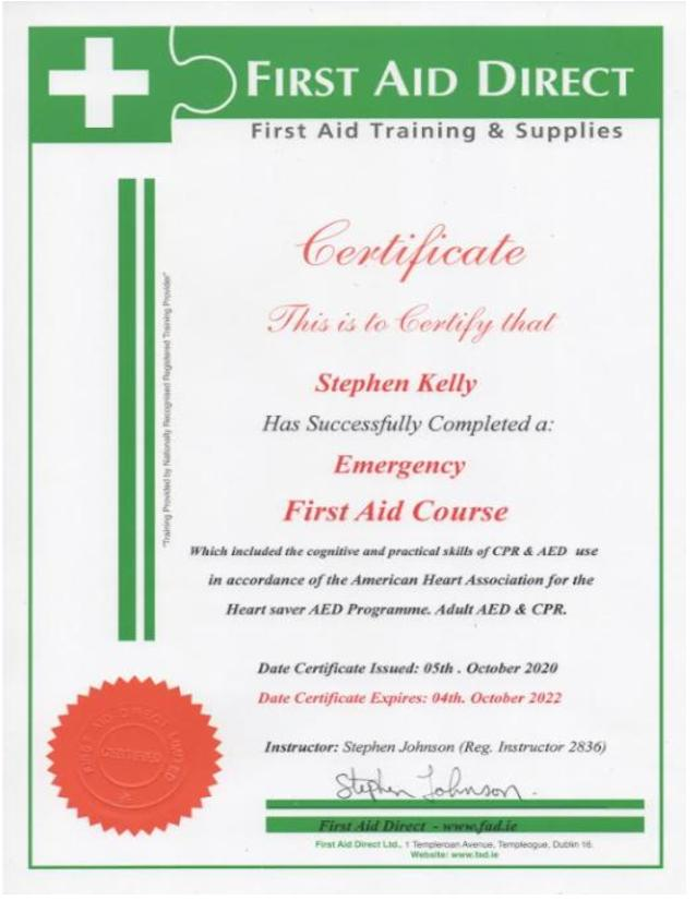 Emergency First Aid Course (instructor led)-page-001